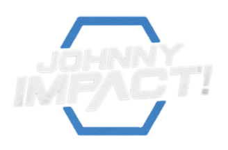 Johnny Impact! Logo Cutout. by ChrisNeville85