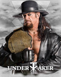 The Undertaker Poster by ChrisNeville85