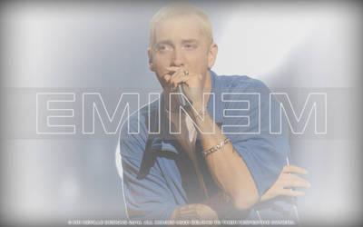 Eminem Desktop Wallpaper V1 (1440 X 900) by ChrisNeville85