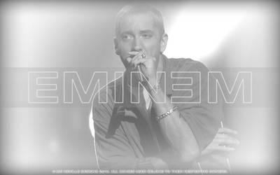Eminem Desktop Wallpaper V2 (1440 X 900) by ChrisNeville85