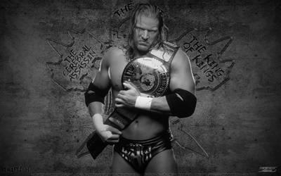 WWE Triple H Wallpaper (1440 X 900) by ChrisNeville85