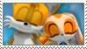 TailsXCream Stamp by TheKitsuneAlchemist