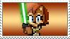 [Comm.] I Support Jedi Sally Stamp by TheKitsuneAlchemist