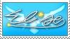 [Comm.] Elise Reboot Stamp by TheKitsuneAlchemist