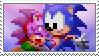Classic Sonamy Stamp by TheKitsuneAlchemist