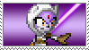 [Comm.] I Support Jedi Blaze Stamp by TheKitsuneAlchemist
