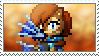 [Comm.] Sally ~ Sonic Retold Stamp