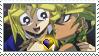[Comm.] PuzzleShipping Stamp by TheKitsuneAlchemist