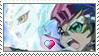 [Comm.] Yuma X Astral Stamp by TheKitsuneAlchemist