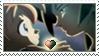 Ahiru/Duck X Fakir Stamp by TheKitsuneAlchemist
