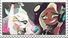 [Comm.] PearlXMarina Stamp by TheKitsuneAlchemist