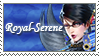 [Comm.] Royal Serene Support Stamp by TheKitsuneAlchemist