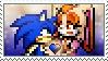 [Comm.] SonicXVanilla Stamp