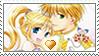 [Comm.] Prince ReiXKirara Stamp by TheKitsuneAlchemist