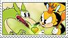 [Comm.] Grim MatchstickXRumor Honeybottoms Stamp by TheKitsuneAlchemist