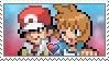 [Comm.] RedXMisty HanadaShipping stamp by TheKitsuneAlchemist