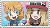 [Comm.] MistyXSerena Stamp by TheKitsuneAlchemist