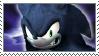 [Comm.] Werehog Sonic Stamp by TheKitsuneAlchemist