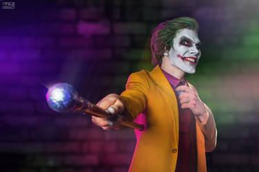 Joker by TimFowl
