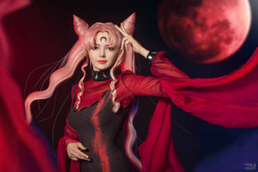 Black Lady - Sailor Moon by TimFowl