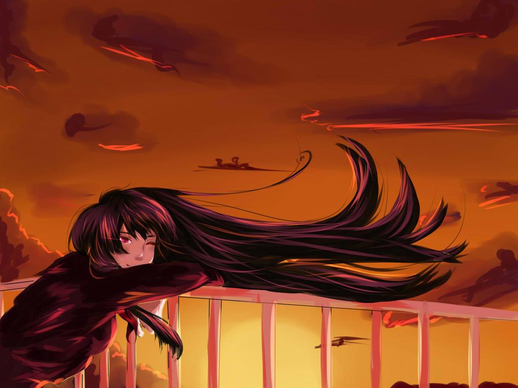 Tasogare Otome X Amnesia By Ruricchi 02 On Deviantart