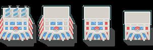 Pokecenters