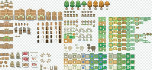 [Free] Rustic Tiles w/ updates