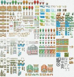 [Free] New Tiles Mastersheet