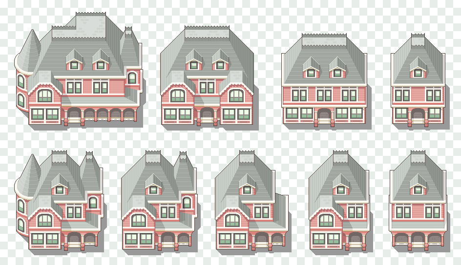 Victorian and Variations