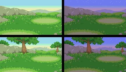 Fields Backgrounds