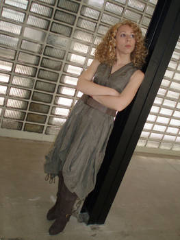 Doctor Who - River Song 01
