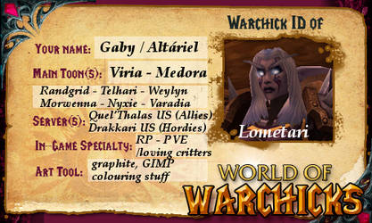 Warchick ID