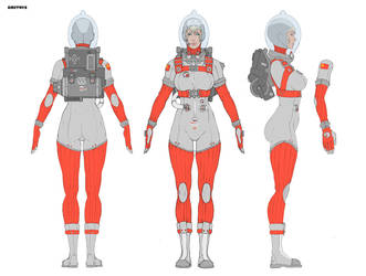 cosmo girl char sheet by Dmitrys