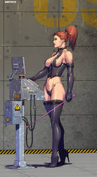 Tech Mistress by Dmitrys