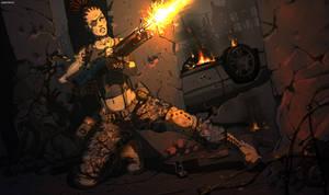Ork lady M60