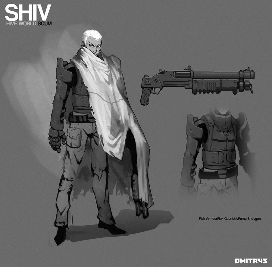 Shiv by Dmitrys
