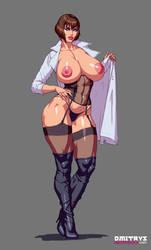 Mistress B by Dmitrys