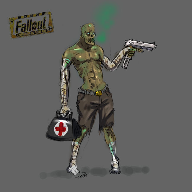 Lenny from Fallout by Dmitrys