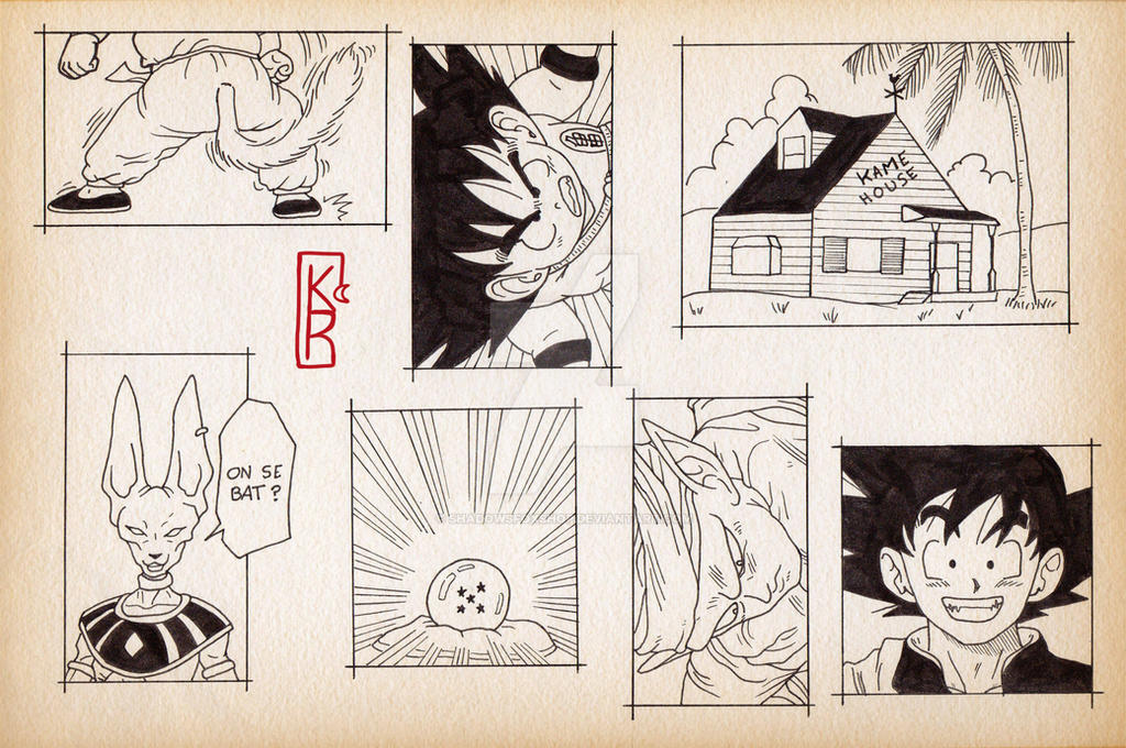 Dragon Ball Z Flash By Shadowsfoxshop On Deviantart