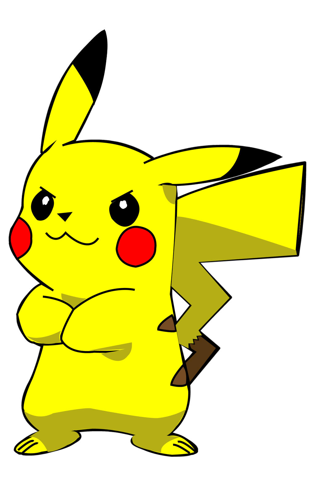 Pokemon Vector Pikachu Images
