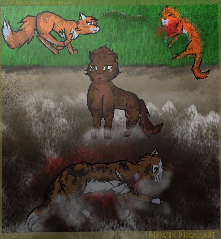 Warrior Cats Dead: *Hawkfrost Is Dead* ~2014~ By Phoenvi On DeviantART