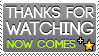 Thanks For Watching Stamp by rodrigoDSCT