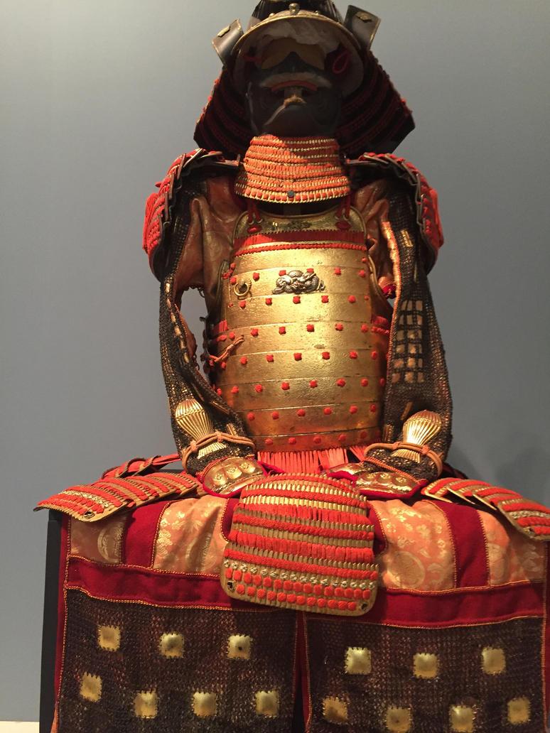 Museo Stibbert samurai armor by torrilin