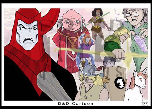 DnD Cartoon