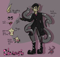 Christoph Ref by CannibalHarpy