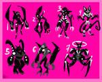 Beast Bots (2/7 Open)