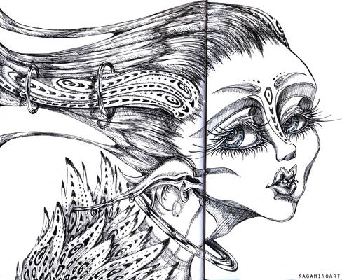 Felin feathers