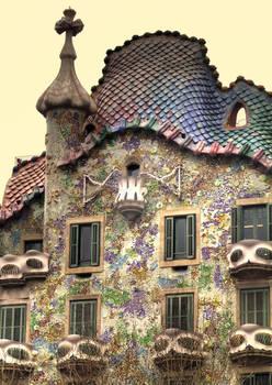 Casa Batllo Barcelona Sookie