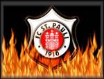 FC ST Pauli Fire Shield Crest