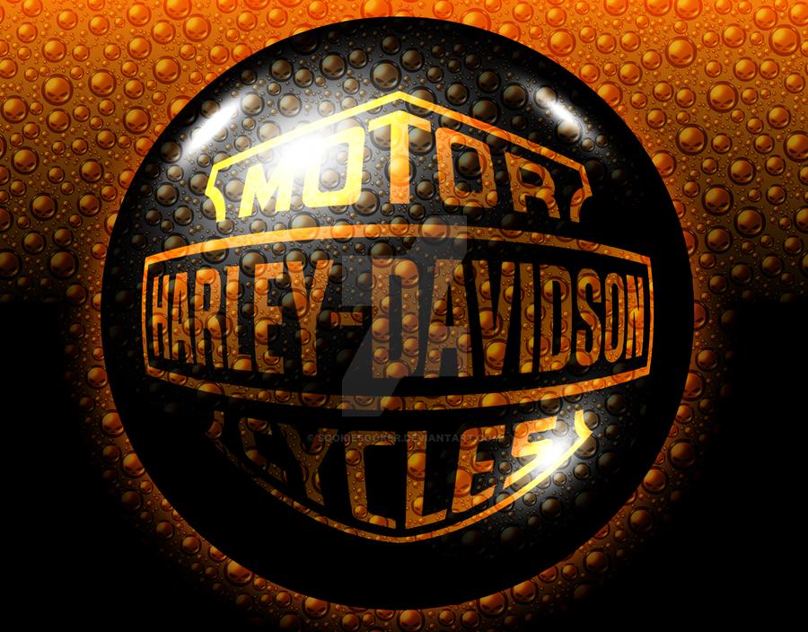 Harley Davidson Logo Orb Skull By Sookie Sookiesooker On DeviantArt